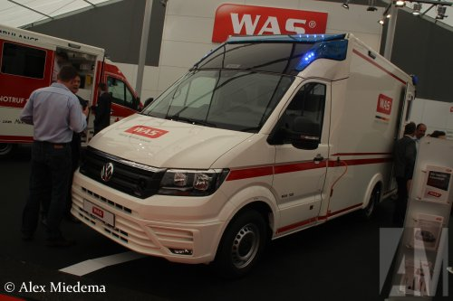 VW Crafter 2nd gen van Alex Miedema