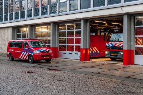 Foto van een VW Transporter T5, opgebouwd voor personenvervoer.. Geplaatst door xrayjaco op 17-12-2017 om 19:06:18, op TractorFan.nl - de nummer 1 tractor foto website.