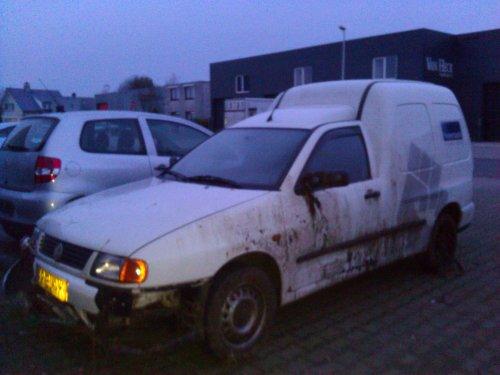 VW Caddy van user18