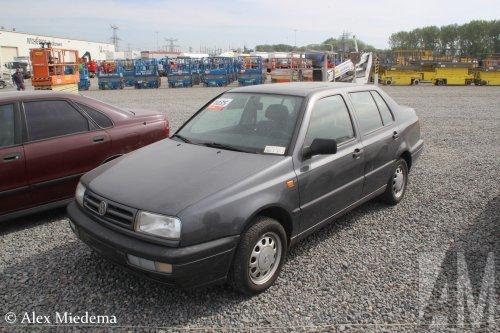 VW Vento van Alex Miedema
