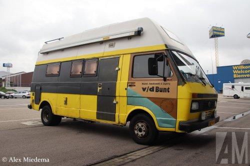 VW LT 1st gen van Alex Miedema