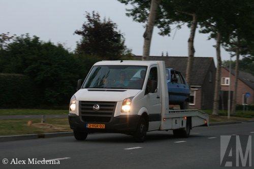 VW Crafter 1st gen van Alex Miedema