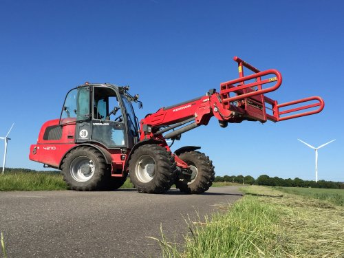 Weidemann 4270 van lakeside