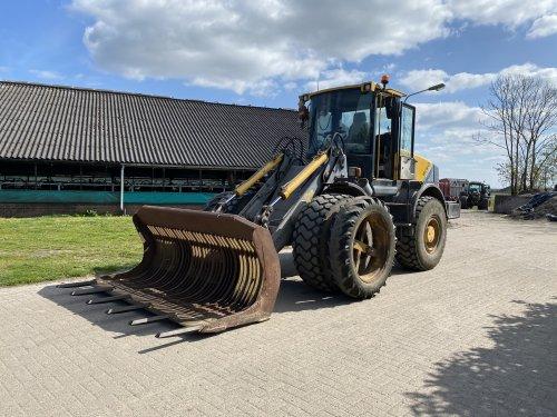 Foto van een Werklust WG 18. Geplaatst door langeniebange op 23-04-2021 om 18:36:59, op TractorFan.nl - de nummer 1 tractor foto website.