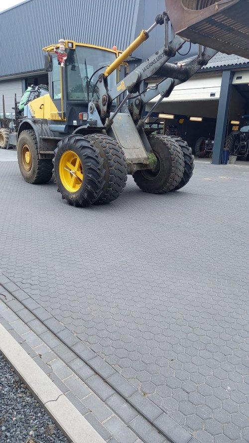 Foto van een Werklust WG 18. Geplaatst door langeniebange op 13-07-2021 om 20:52:34, op TractorFan.nl - de nummer 1 tractor foto website.