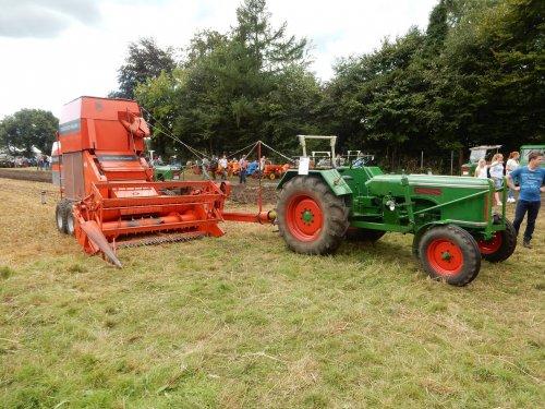 Foto van een Wesseler onbekend. Geplaatst door jans-eising op 16-08-2016 om 22:25:13, op TractorFan.nl - de nummer 1 tractor foto website.
