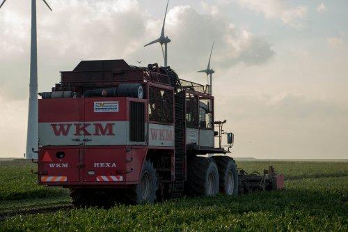 WKM Hexa van jd6100
