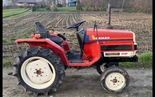 Foto van een Yanmar f17 forte. Geplaatst door Majorpower op 14-01-2021 om 23:38:43, op TractorFan.nl - de nummer 1 tractor foto website.