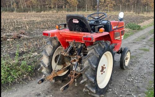 Foto van een Yanmar f17 forte. Geplaatst door Majorpower op 14-01-2021 om 23:38:45, op TractorFan.nl - de nummer 1 tractor foto website.