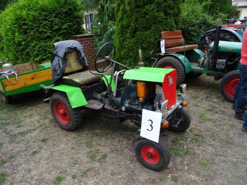 Foto van een Zelfbouw trekker Trakorentreffen Gossa (Duitsland) 18-08-2018. Geplaatst door dickt op 22-08-2018 om 16:20:15, op TractorFan.nl - de nummer 1 tractor foto website.