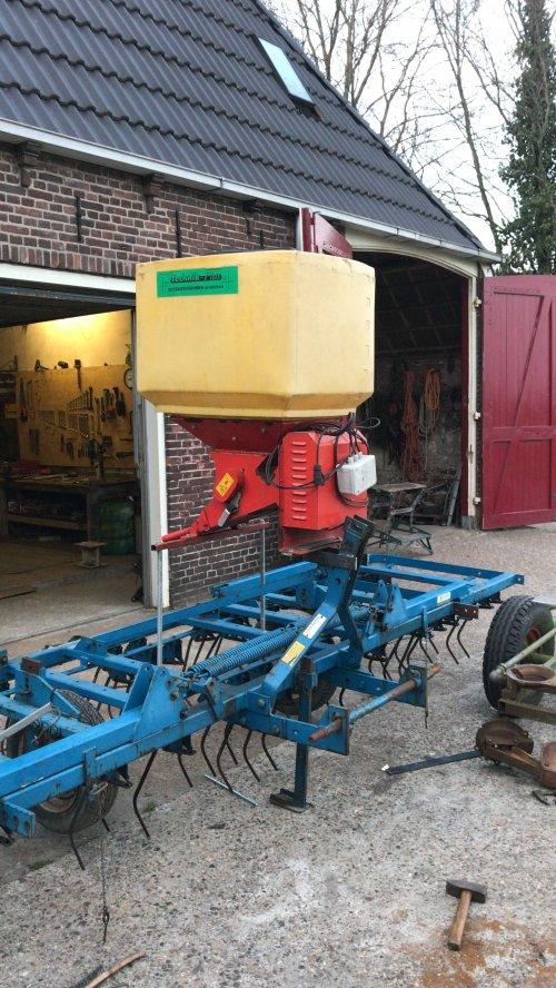 Zelfbouw Cultivator van MulderDeutz1