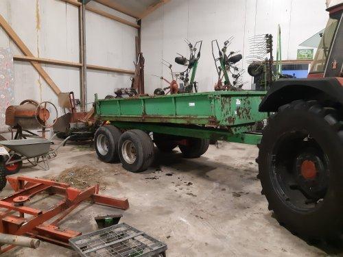 Foto van een Zelfbouw Kipper. Begonnen met monteren van een tandemstel. Leuk project zo!. Geplaatst door casejxu op 22-05-2019 om 08:28:02, met 9 reacties.