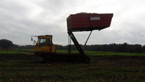 Foto van een Zelfbouw Zelfgemaakte constructies. Geplaatst door gerben op 20-10-2019 om 15:11:23, op TractorFan.nl - de nummer 1 tractor foto website.