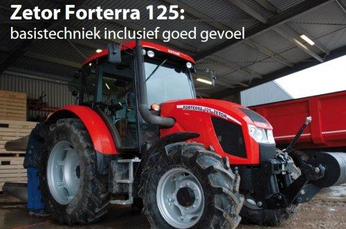 Zetor Forterra 125 van ZetorTwente