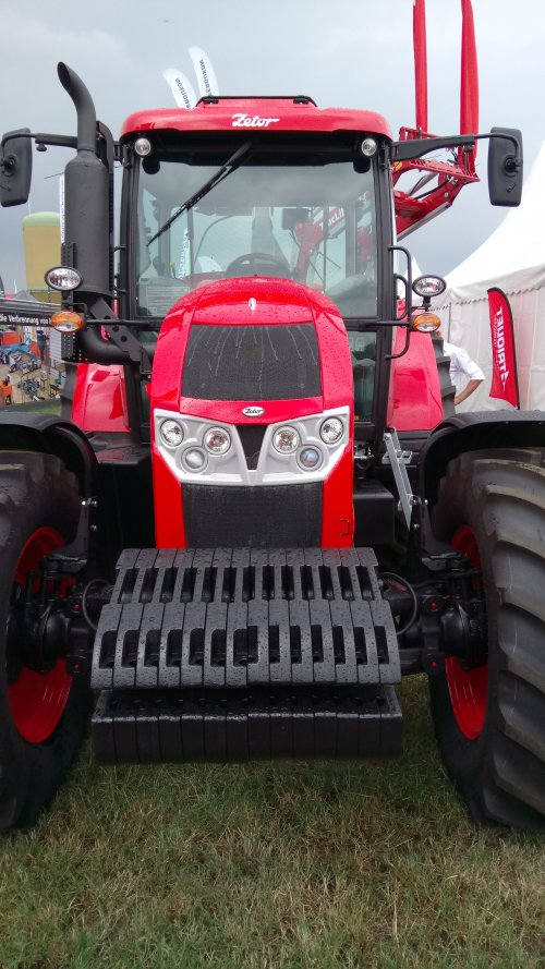 Zetor Forterra 140 HD Wallpaper