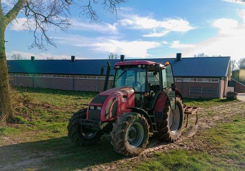 Foto van een Zetor Forterra 9641. Geplaatst door ZetorTwente op 25-03-2020 om 21:19:19, op TractorFan.nl - de nummer 1 tractor foto website.
