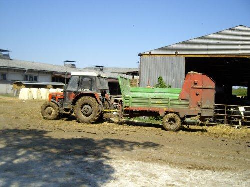 Zetor 5245 van Denhollander