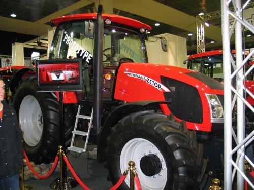 Zetor Maxterra 165 van nht8040