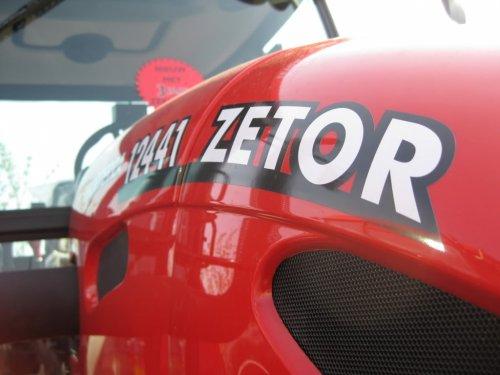 Zetor Forterra 12441 van Jelmer Deere