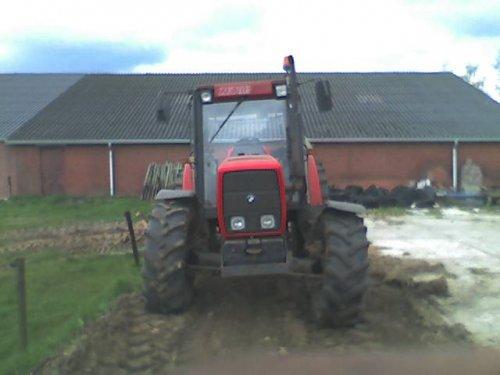 Zetor 9540 van Claaskerel