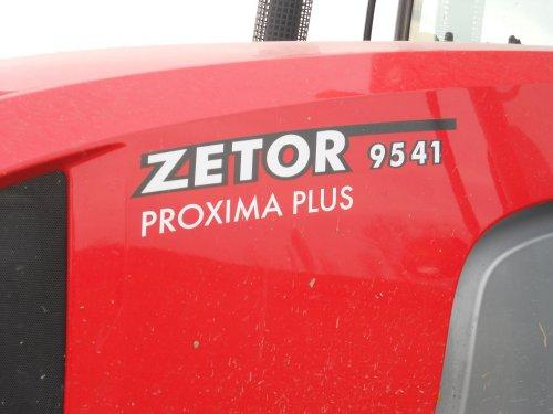 Zetor Proxima 9541 van zetor001