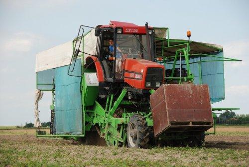 Zetor 9540 van Martijn380