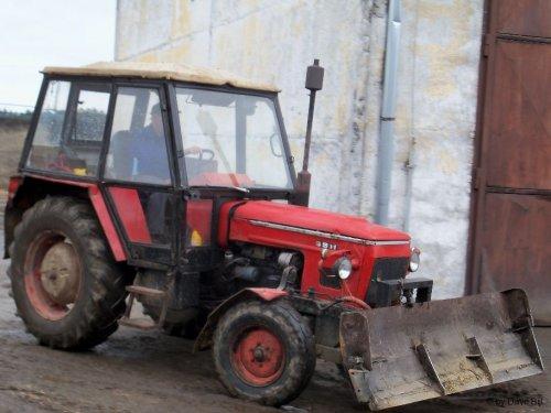 Zetor 6911 van Clear-up