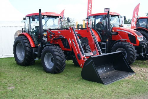 Zetor Proxima 120 Power van collin ihfan