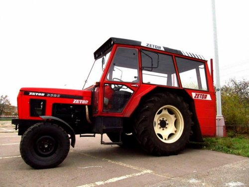 Zetor Bus Wallpaper