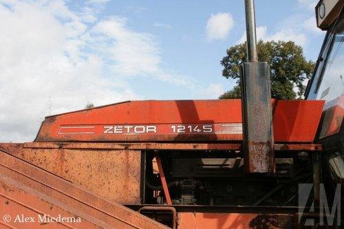 Zetor 12145 van Alex Miedema