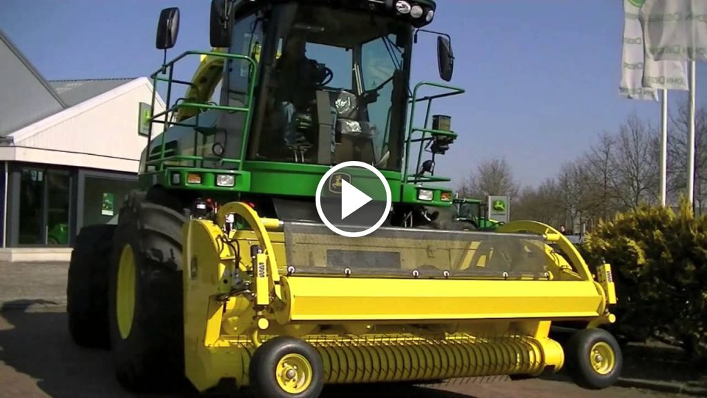Wideo John Deere 7450i Prodrive