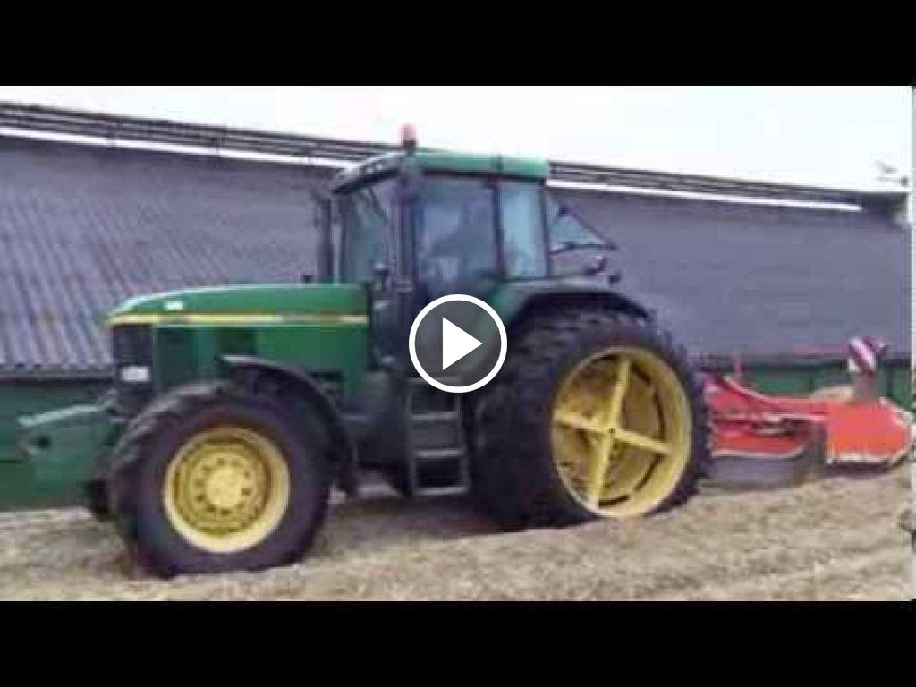 Video John Deere 7480i prodrive