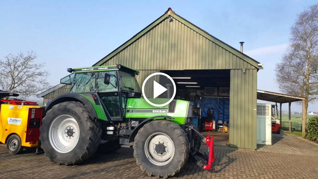 Video Deutz-Fahr DX 6.50