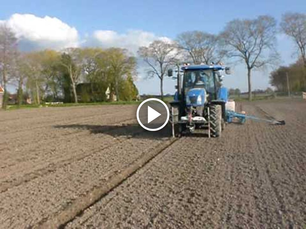 Video New Holland T 6030