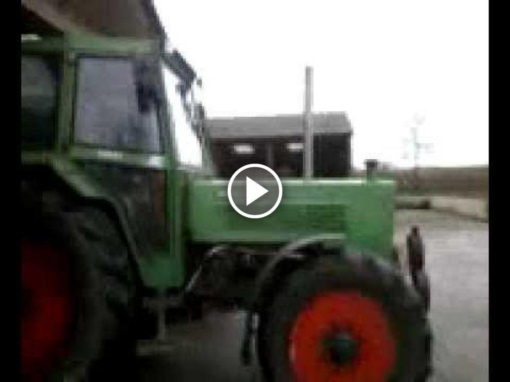Video Fendt 108 SL