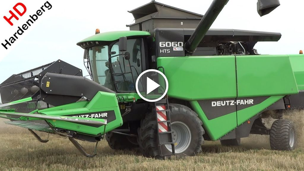Video Deutz-Fahr 6060 HTS
