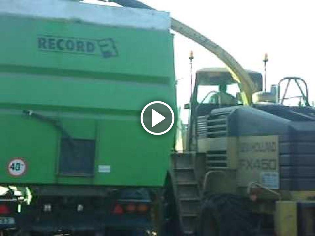 Video Deutz-Fahr Agrotron M 620