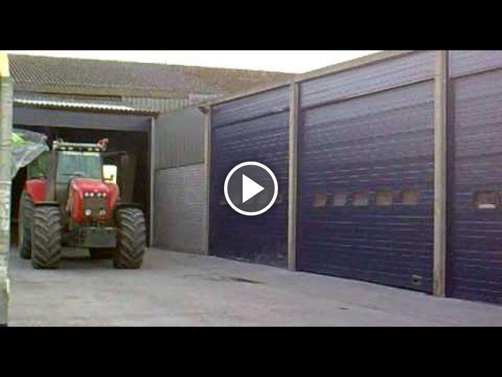 Vidéo Massey Ferguson 8450