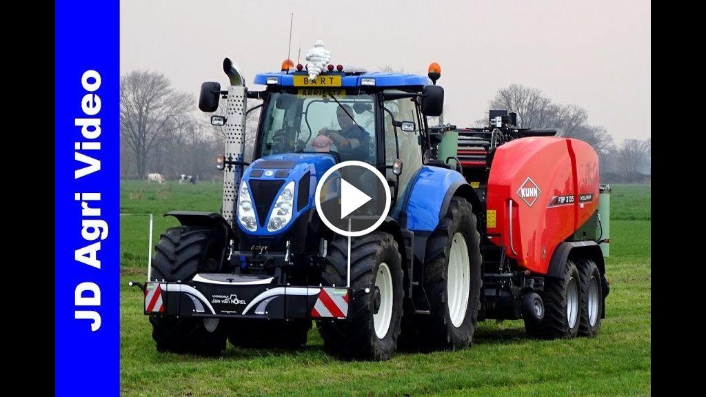 Video New Holland T 6050 Gen2