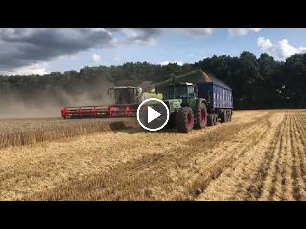 Video Claas Lexion 770