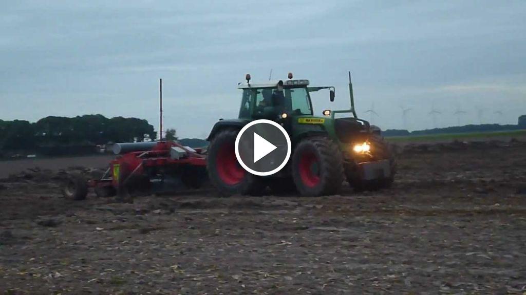 Video Fendt 920