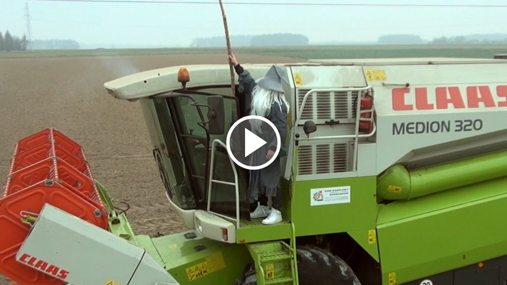 Video Claas Medion