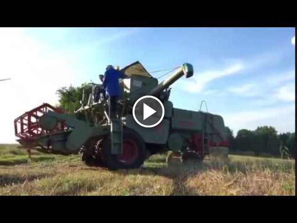 Video Claas Matador