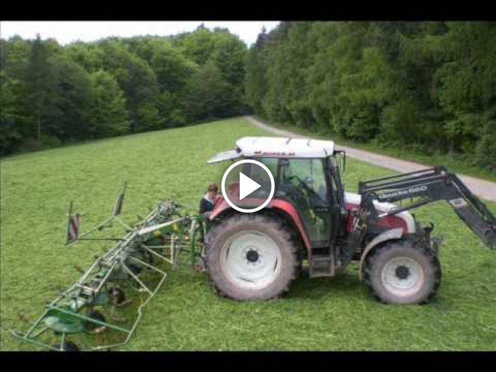 Videó Steyr 9094