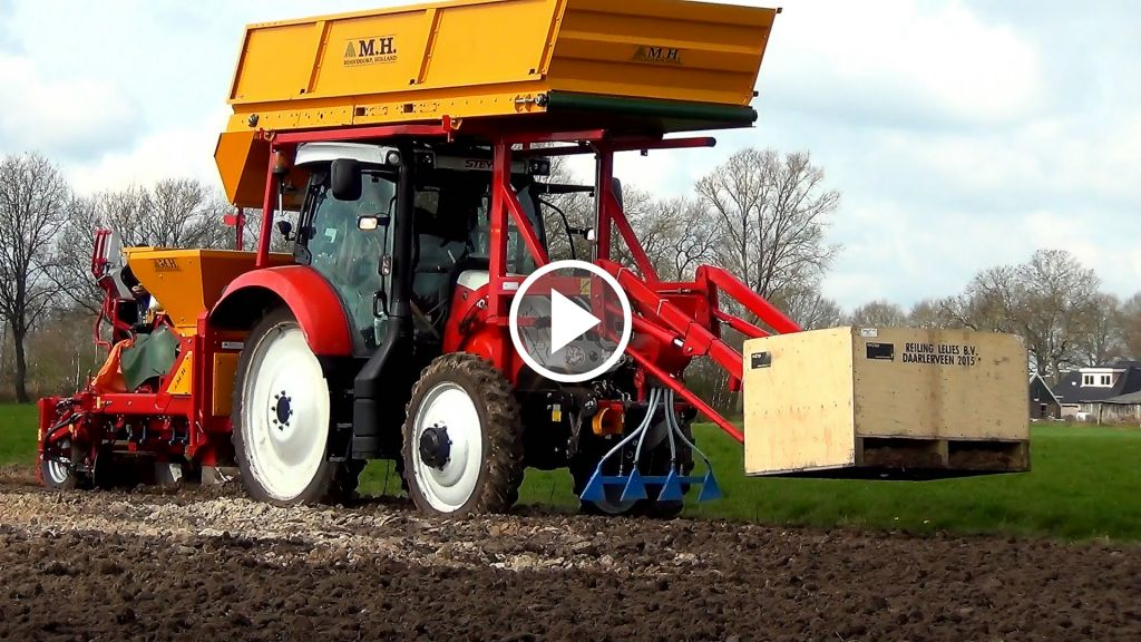 Video Steyr Profi 4110 CVT