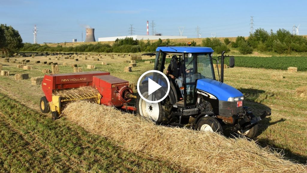 Video New Holland TD 80 D