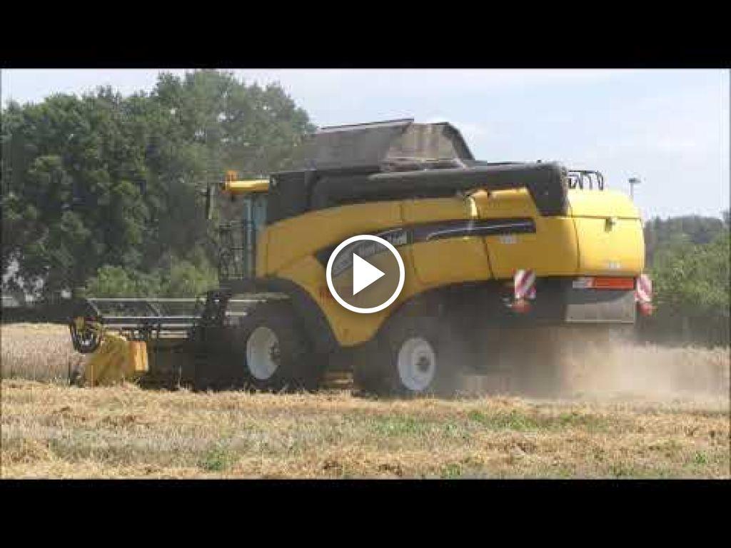 Video New Holland CX 780