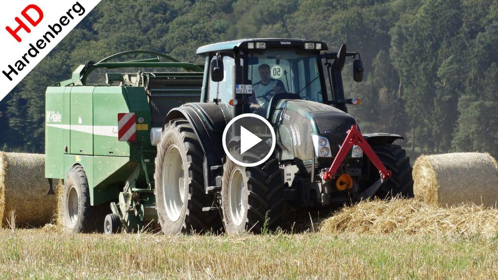 Video Valtra T173
