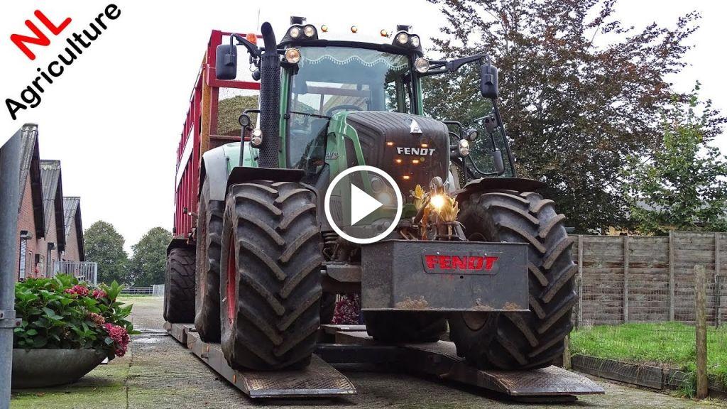 Video John Deere 8600i