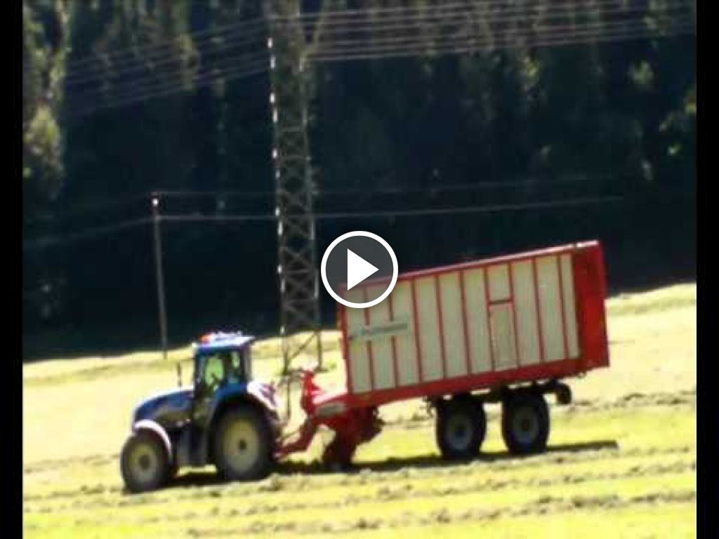Video New Holland TVT 170